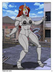mary jane into the female rhino page 3 by lonewarrior20