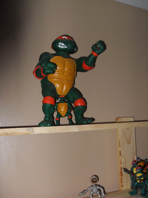 tmnt collection 5 by lonewarrior20