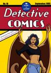gargoyle detective by lonewarrior20