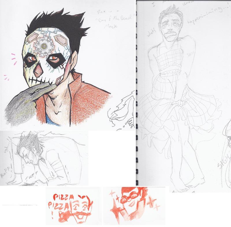 Rex Cuts by ArtisticMii