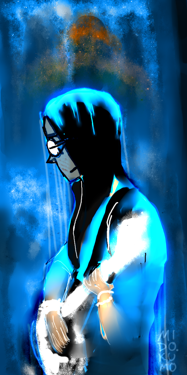 The Blues - OC by ArtisticMii
