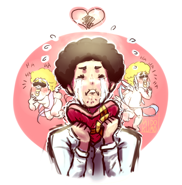 He Just Wants to Be Loved - Ore Monogatari!! by ArtisticMii