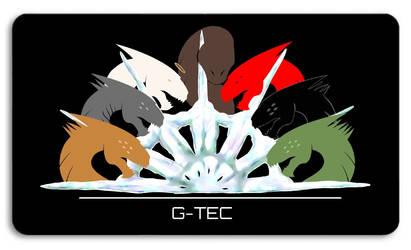G-TEC Business Card by sh8dneji