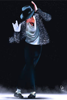 Michael Jackson - The King - Vector