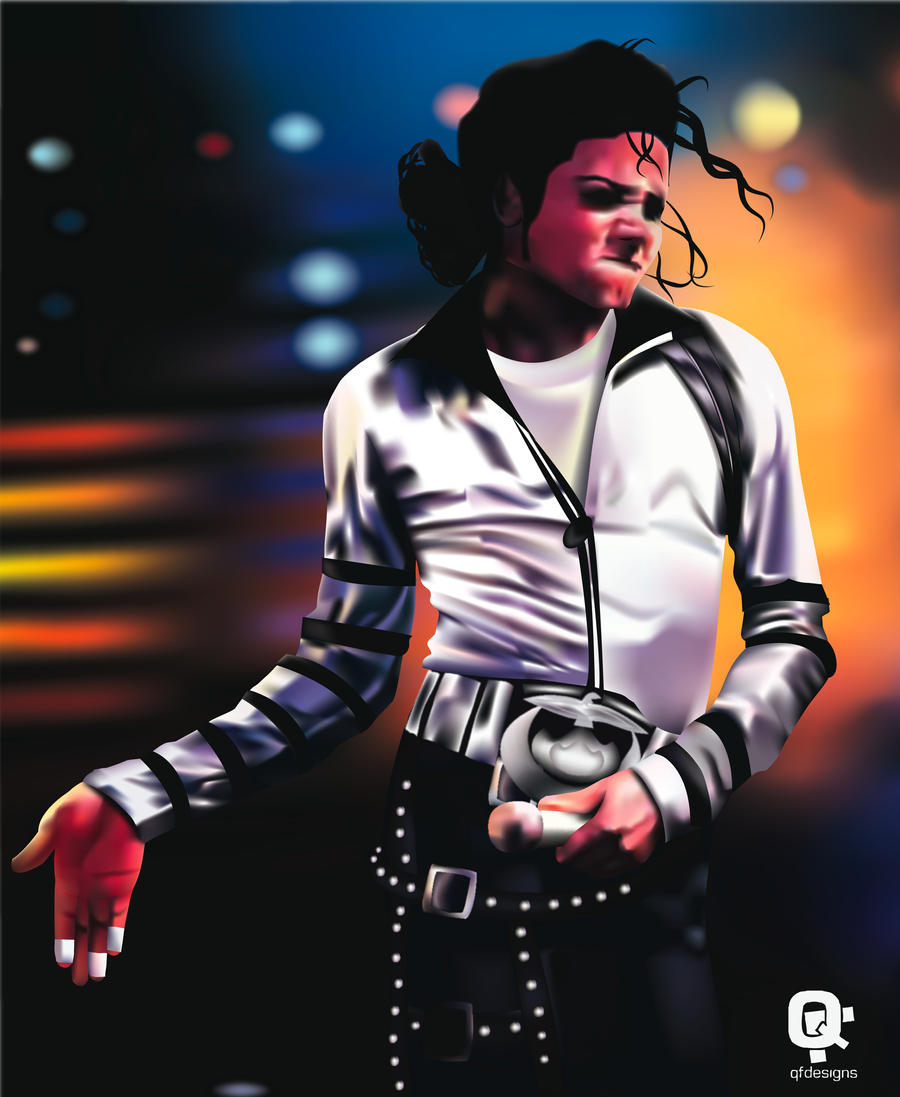 Michael Jackson Tours 1 by frankwyte81