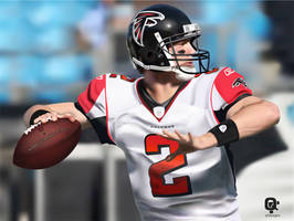 Matt Ryan Vector by frankwyte81