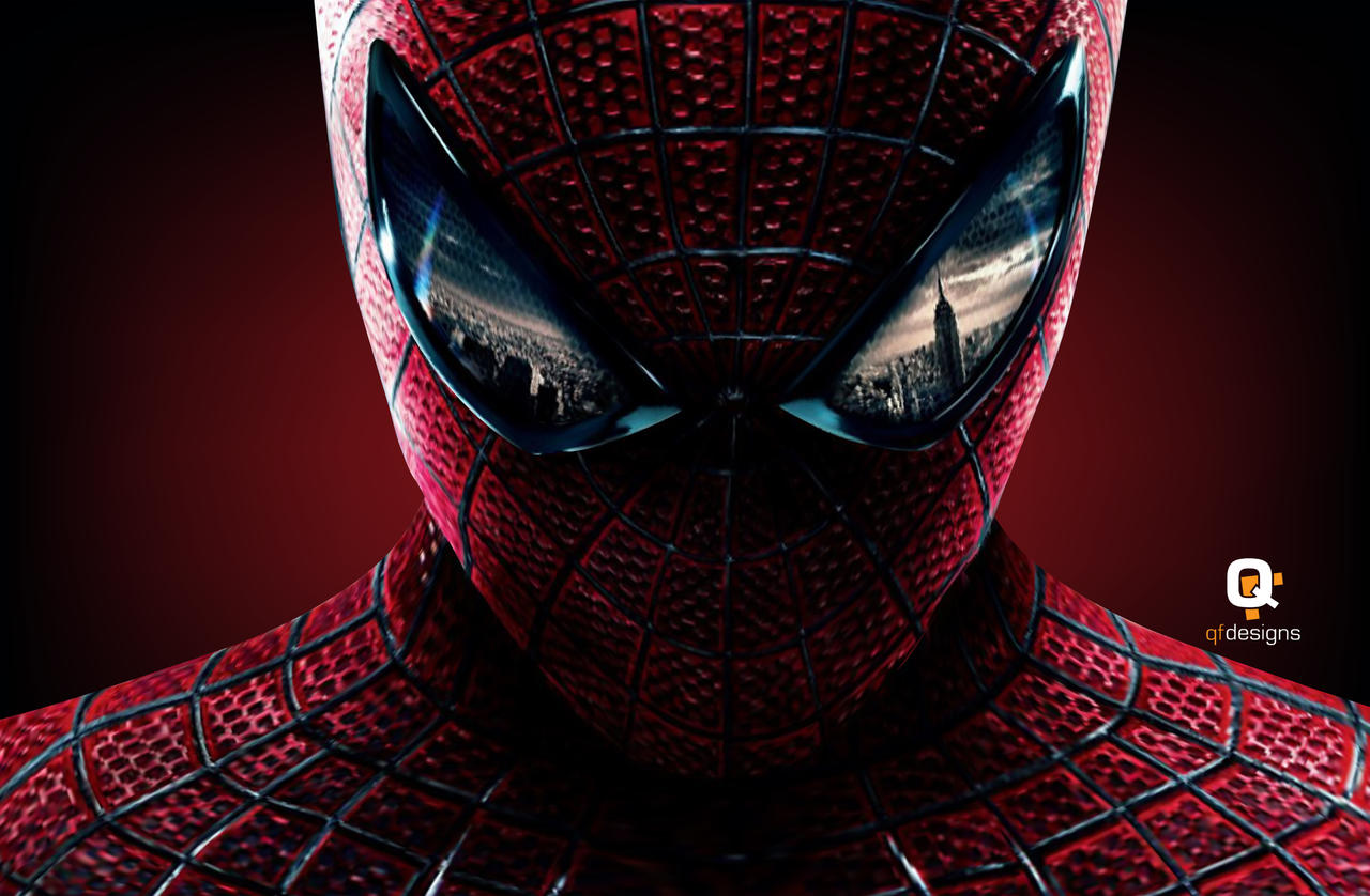 The Amazing Spider-Man Vector by frankwyte81