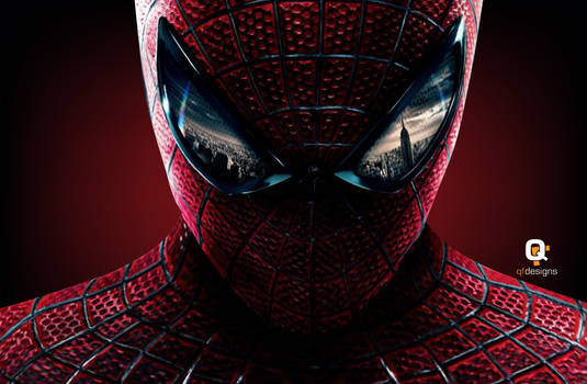 The Amazing Spider-Man Vector