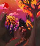Castle by Flamingoz