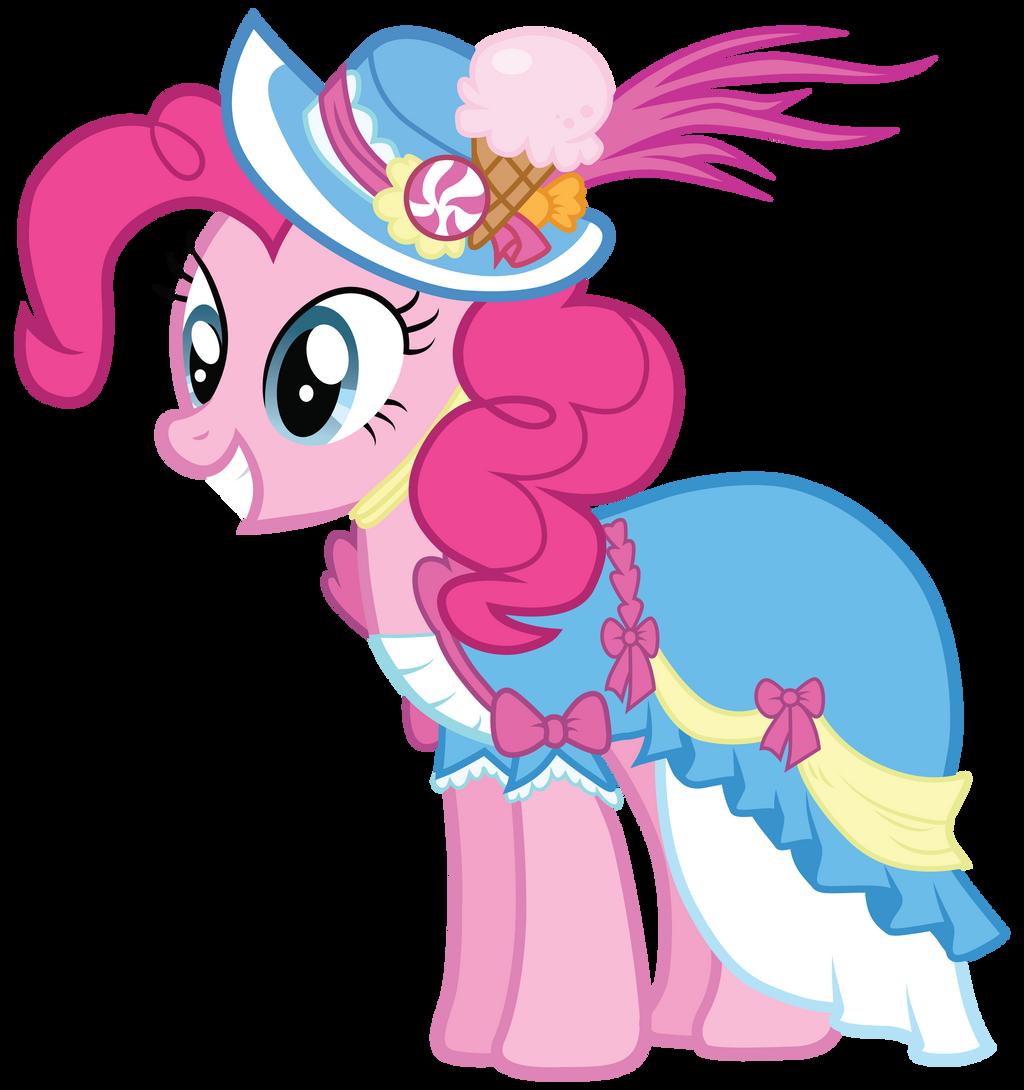 Pinkie's Coronation Dress by Bethiebo