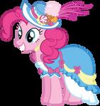Pinkie's Coronation Dress
