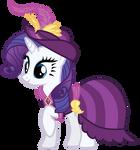 Rarity's Coronation Dress