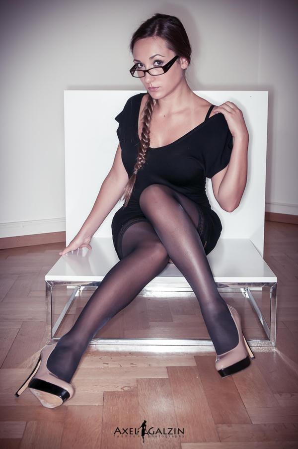 Silvia by feebonacci