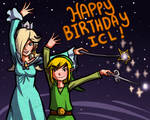 Happy Birthday, IceCreamLink!