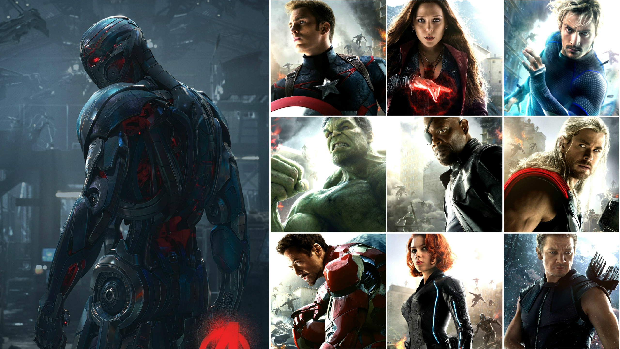 Avengers Age Of Ultron By Iloegbunam On Deviantart: Avengers Age Of Ultron By Jpakieto On DeviantArt