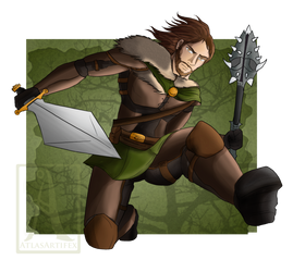 Ranger Commission By Atlasartifex-d6xskbb