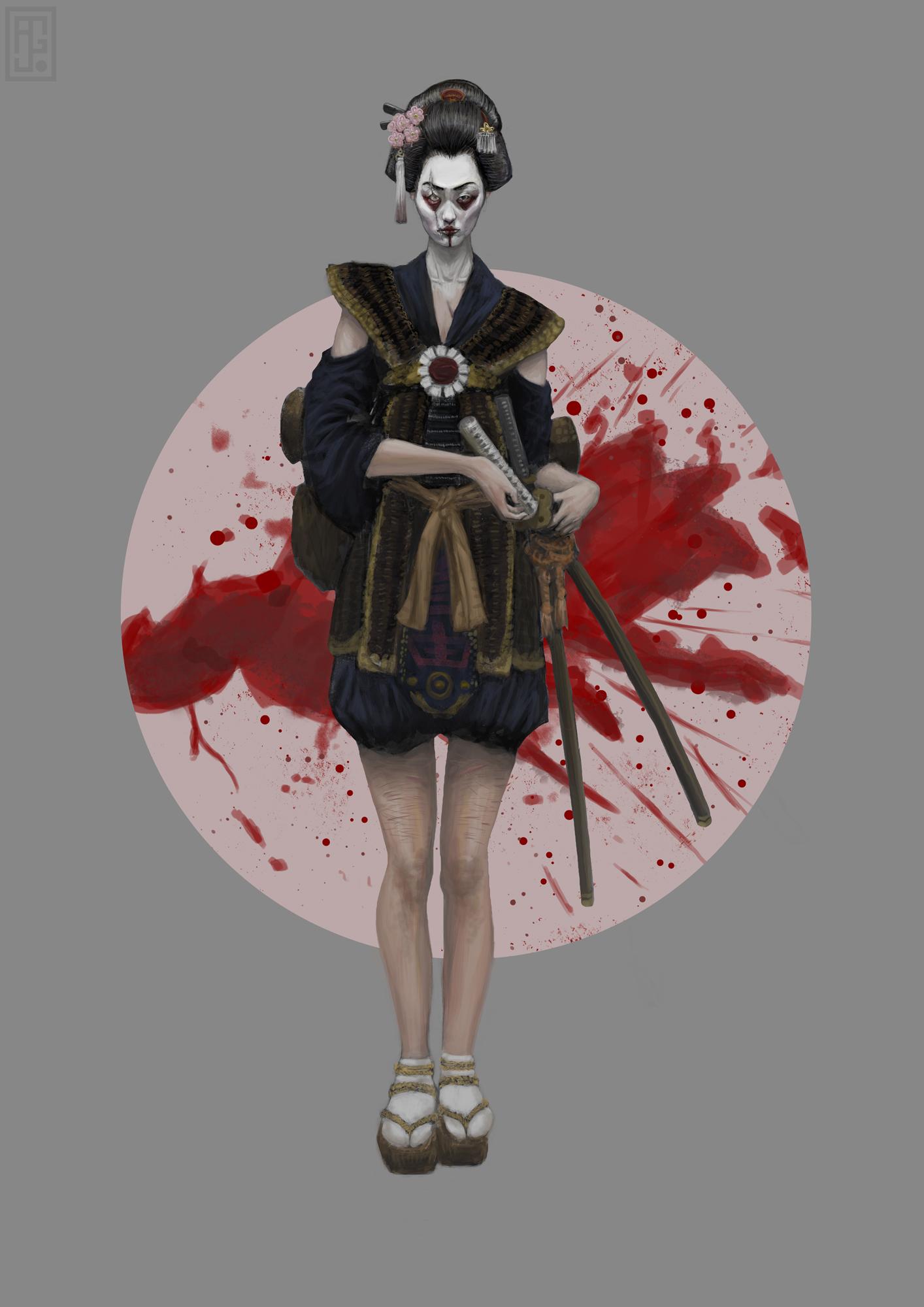 [Image: geisha_turned_samurai_concept_by_xelfereht-d85otrx.jpg]