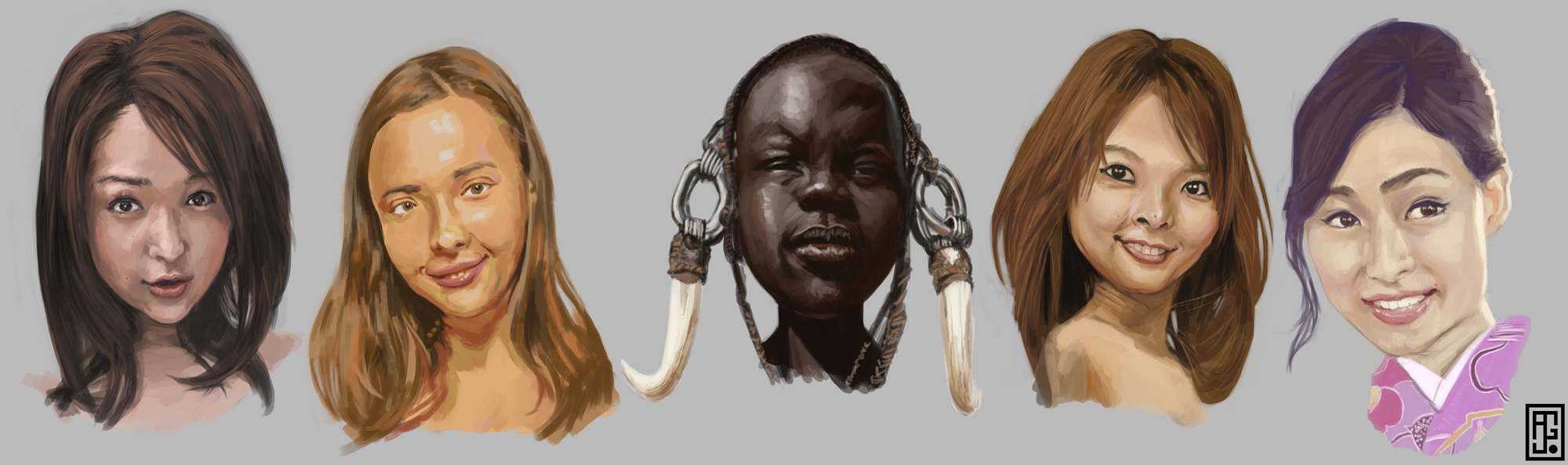 [Image: female_head_studies_by_xelfereht-d8gmxne.jpg]