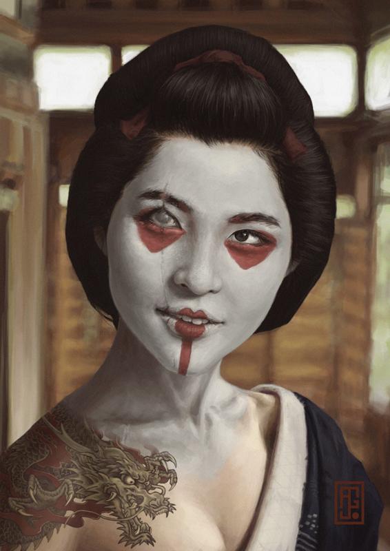 [Image: geisha_samurai_concept_by_andrew_gibbons-da67u8t.jpg]