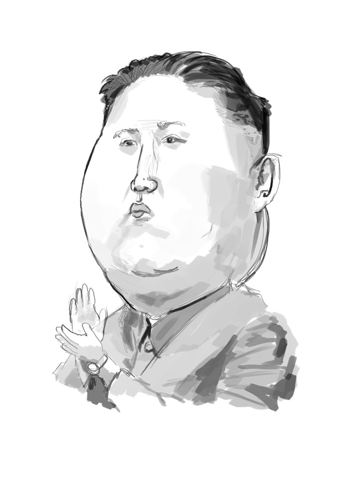 [Image: caricature_coursekju_by_andrew_gibbons-dbf7a6z.jpg]