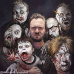 Proko zombie challenge