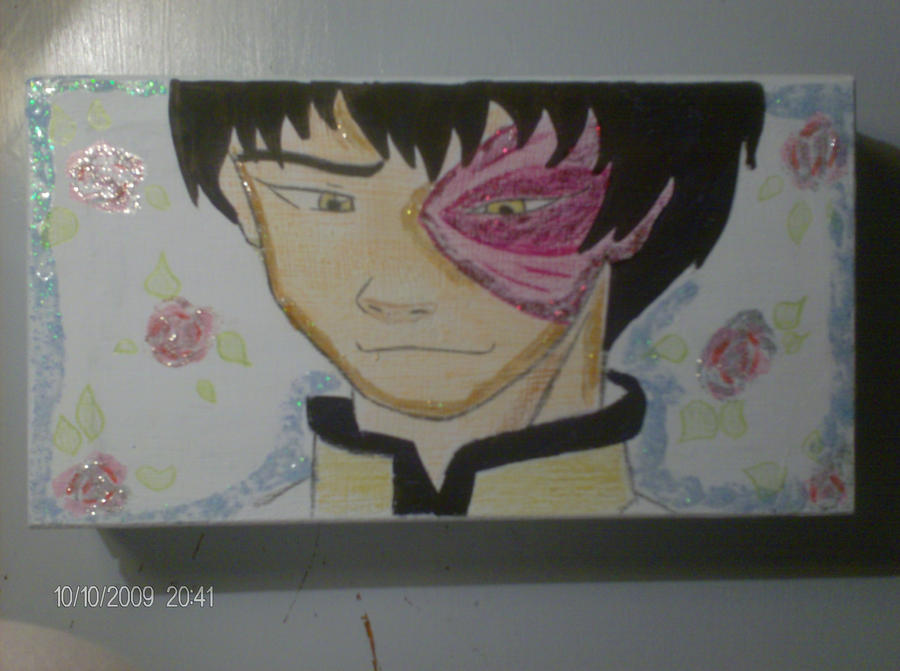 selfmade box of zuko by loverkyo