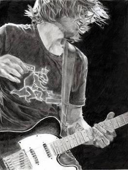 Keith Urban and Guitar