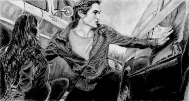 Twilight Bella, Edward + Van