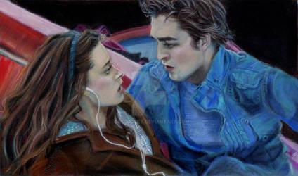 Twilight Edward Saving Bella