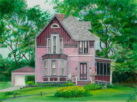 House and Trees Commission