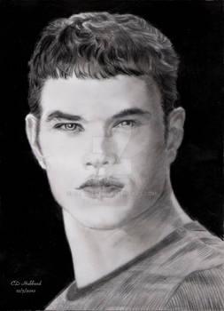 Twilight Emmett Cullen