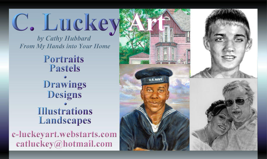 C. Luckey Art Banner