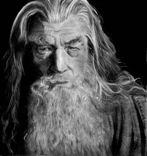 Gandolf, Lord of the Rings