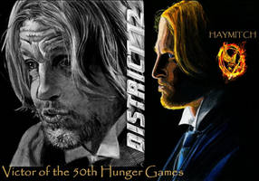 Hunger Games Haymitch