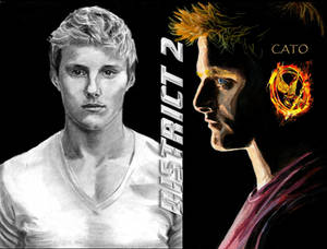 Hunger Games Cato