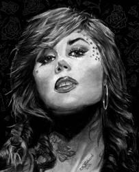 Kat of LA Ink