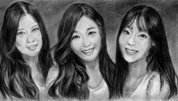 Girl's Generation - TTS by Catluckey