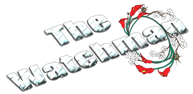 The Watchman title small by Catluckey