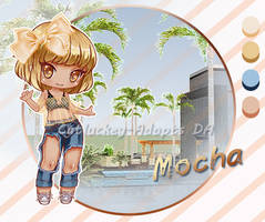 [Open] MOCHA - PRICE REDUCTION [Auction Adopt]