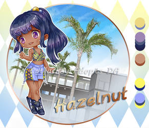 [Open] HAZELNUT - PRICE REDUCTION [Auction Adopt]