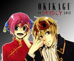 OKIKAGU is DEADLY love