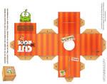 Om-Nom Gift Box Cubeecraft