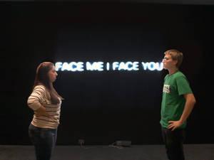 Face Me I Face You