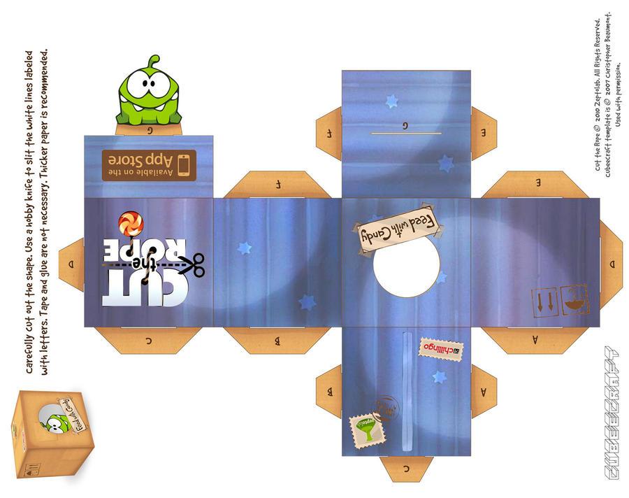 Om-Nom Magic Box by viperfan14