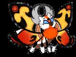 Mothra Doodle