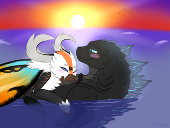 A Relaxing Ride by ClevzX