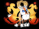 Mothra Doodle (remake)