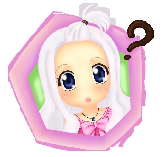 Chibi Mirajane by AkilaChione on DeviantArt Fairy Tail Chibi Mirajane
