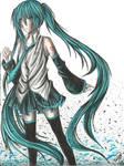 Hatsune Miku-Love Is War