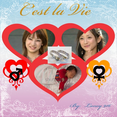 C'est la Vie Reinako by Laney916